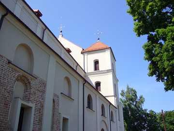Lituania - Trakai - Basílica de Visitación de la Virgen María en Trakai