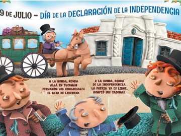 Niezależność - 9 lipca Jesteśmy niezależni