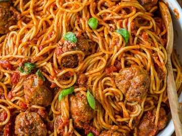 Spaguetti and Meatballs - Spaguetti and Meatballs