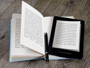 ebook kontra książka - Nie bój się ebooków, bardzo wygodne w użyciu