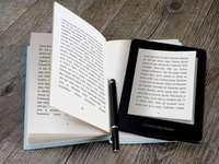 ebook kontra bok - Var inte rädd för e-böcker, mycket bekvämt att använda