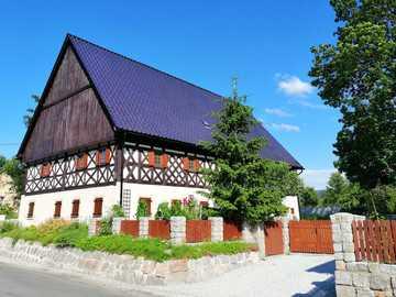 W Karpnikach - Stylowy dom w Karpnikach, województwo dolnośląskie