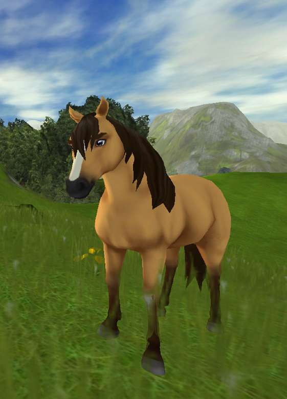 Spirit from Star Stable - Spirit van Star Stable Online (2×3)