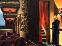 Edward Hopper - film de New York, 1939