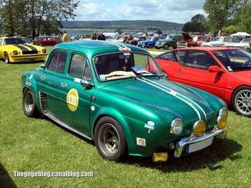 Renault Gordini sintonizzato - Renault Gordini sintonizzato