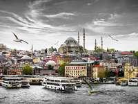 Κωνσταντινούπολη - Βόσπορος - Κωνσταντινούπολη - Πανόραμα του Βοσπόρου