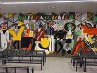 Murale - Łódź