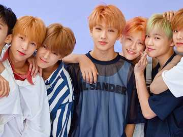 NCT DREAM - NCT DREAM (WE GO UP-PUZZLE)