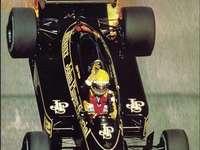 Lotus 98 T -Ayrton Senna - Lotus 98 T -Ayrton Senna