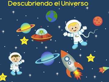 DISCOVERING THE UNIVERSE - DISCOVERING THE UNIVERSE