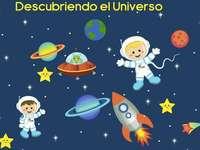 DESCOBRIR O UNIVERSO