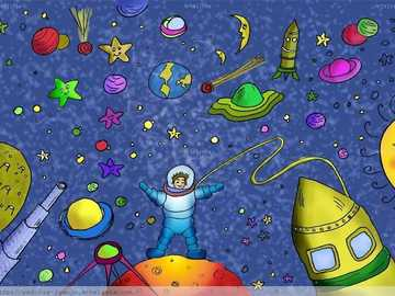 UNIVERSE FOR CHILDREN - WHAT'S IN THE UNIVERSE, EXPLORE