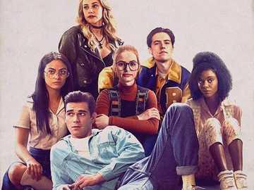 Rodzice Riverdale - w tej układance możesz odtworzyć wszystkich rodziców młodych ludzi w Riverdale