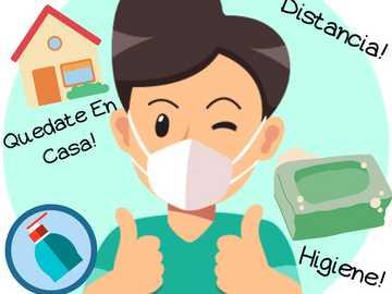 La Educación frente a la emergencia sanitaria - Basado en un video hecho por nuestros compañeros de grado décimo