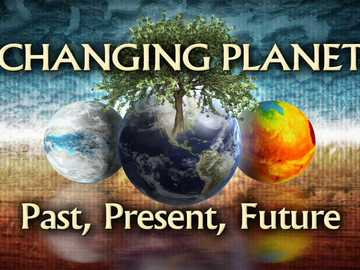 Past vs Present - How the planet change