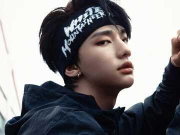 Hwang Hyun Jin - Hwang Hyunjin from Stray Kids