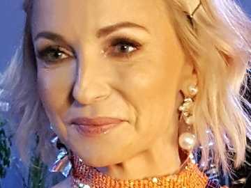 Anna Wyszkoni - Anna Maria [a] Wyszkoni, hauptsächlich als Ania Wyszkoni (geboren am 21. Juli 1980 in Tworków) - e