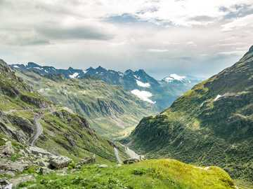 Beautiful mountain - Beautiful mountain view