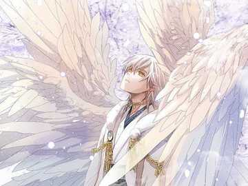 Anime Angel - Sfondo di Anime Angel