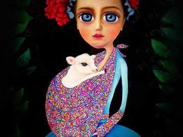 Yanay di Joan Alfaro - Autore: Joan Alfaro dal Perù