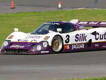 Jaguar XJR12 - 24 godziny Le Mans 1987