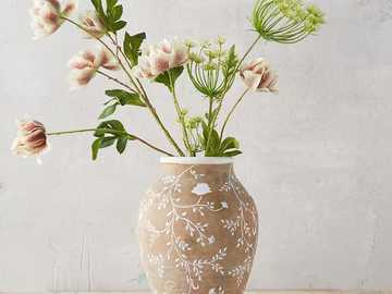 Vase with Flowers - Vase with Flowers ..............