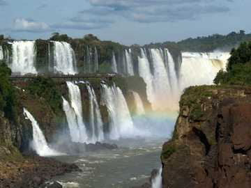 Iguazu Falls - One of the most visited tourist places in Argentina