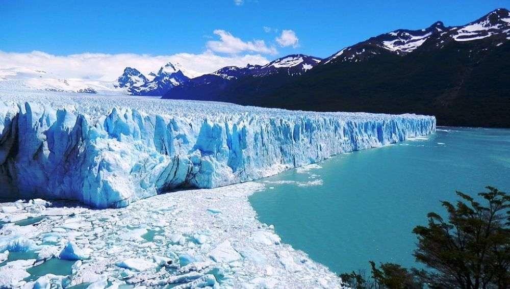 Perito Moreno gleccser - Argentína turisztikai helye (5×3)