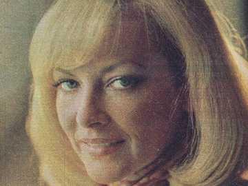 Barbara Brylska - 1980 - Career of Nikodem Dyzma as Evita