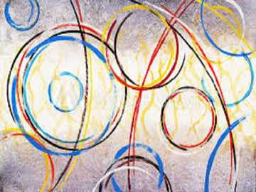 Painting. - Modern Art .