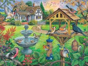 Painting. - Art. Painting. Nature.