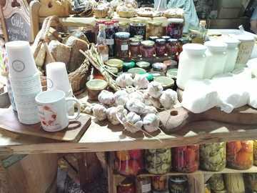 Agricultural Market - At the Agricultural Market in Siedlecin