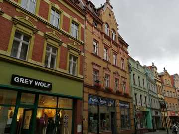 houses - Tenement houses in Jelenia Góra