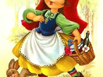 Beautiful Little Red Riding Hood =) - Beautiful Little Red Riding Hood =)