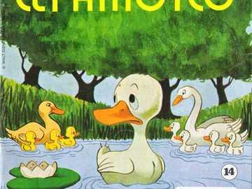 Histoire: Le vilain petit canard - Histoire: Le vilain petit canard =)