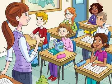 Soit attentif en classe - Soit attentif en classe