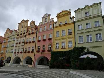 Rynek-Jelenia Góra - Appartements sur la place du marché à Jelenia Góra
