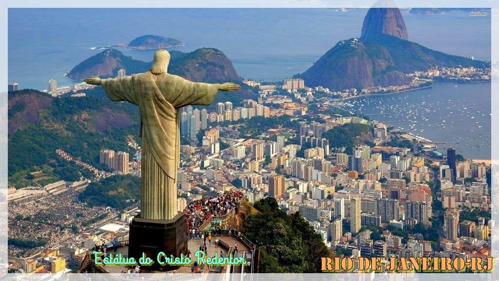RIO DE JANEIRO - RJ - Incontra Cristo Redentore, situato a RIO DE JANEIRO!