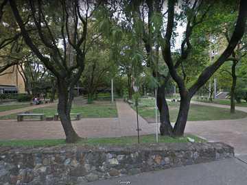 El sitio donde amamos la vida - Sura, parque de las flores. Lugar donde nos reunimos todos los integrantes del grupo.