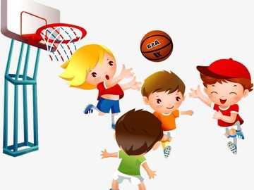 Grać w koszykówkę - Zagraj w koszykówkę dla dzieci
