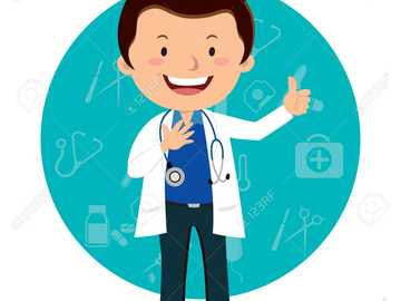 PUZZLE DOCTOR - Learning material for preschoolers.