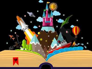 ACCOUNT TALES - MAGIC TALES FOR CHILDREN