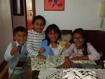 Feliz cumpleaños - Estas son mis amigas