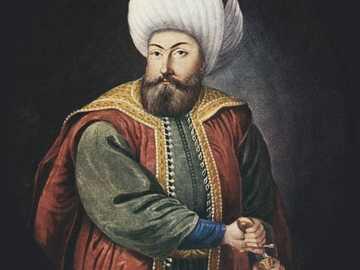 OSMAN I OTTOMANO TURCO - (Sögüt, 1259 - ?, 1326) Politico e militare turco, primo sultano ottomano (1302 - 1326) e fondator