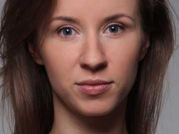 """Katarzyna Ankudowicz - 2014: Sama słodycz jako Jolanta, uczestniczka """"randki w ciemno"""" (odc. 1)"""