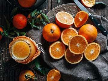 Pomarańcze ... - Pomarańcze ....................