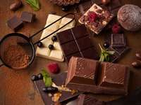 Шоколад ...