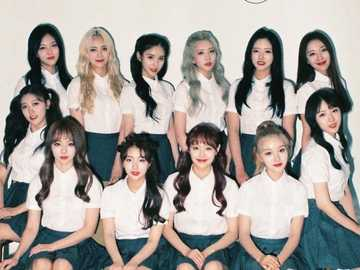 .-LOONA-. - STAN LOONA (PUZZLE).