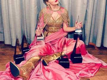 Taylor Swift AMAs - Taylor bei den AMAs 2019 von ihrer Künstlerin des Jahrzehnts