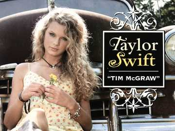 taylor swift tim mcgraw - Copertina singola di Taylor Swift Tim McGraw